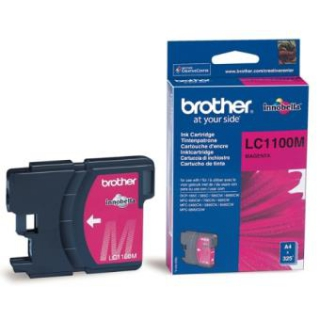 Brother encre m 325p LC1100MBP