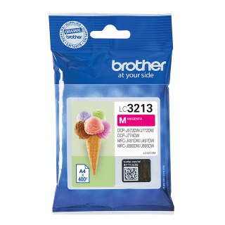 Brother encre m 400p LC3213M