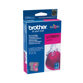 Brother encre m 300p LC980M