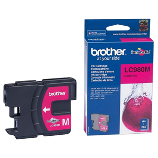 Brother encre m 260p LC980MBP